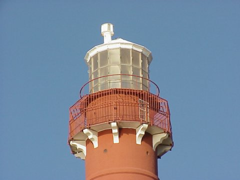 Barnegat Lighthouse Cyberlights Lighthouses