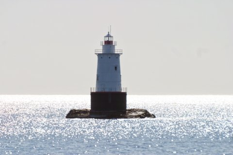 Cyberlights Lighthouses - Sakonnet Point Lighthouse