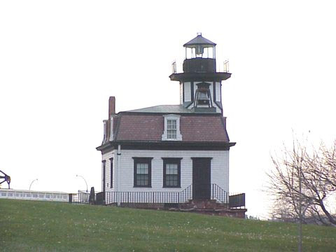 Cyberlights Lighthouses - Colchester Reef Lighthouse