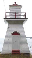 Cyberlights Lighthouses - Leonardville Light