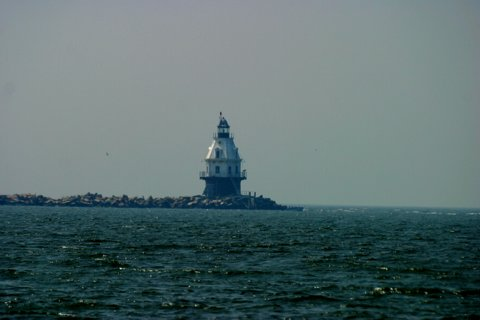 Cyberlights Lighthouses - Southwest Ledge Lighthouse