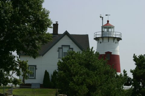 Cyberlights Lighthouses - Stratford Point Lighthouse