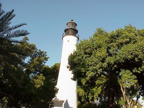 Cyberlights Lighthouses - Key West Lighthouse