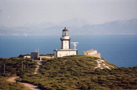 Cyberlights Lighthouses - Capo Pertusato