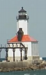 Cyberlights Lighthouses - Michigan City