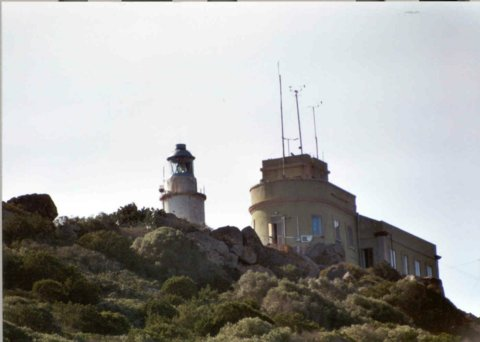 Cyberlights Lighthouses - Capo Carbonara