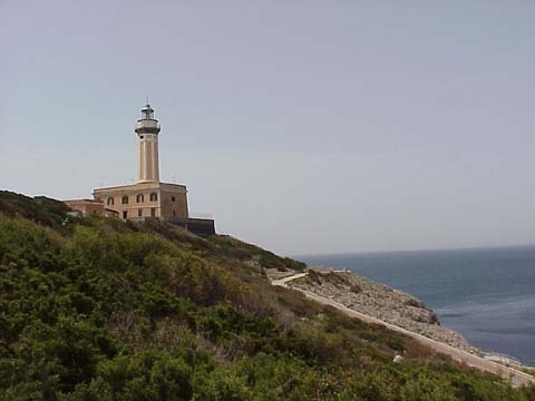 Cyberlights Lighthouses - Punta Carena
