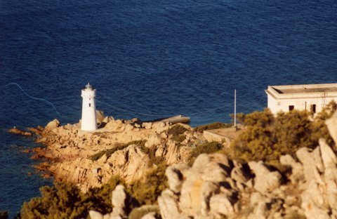 Cyberlights Lighthouses - Capo D'Orso
