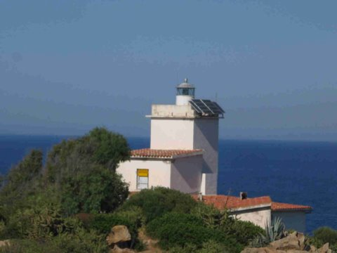 Cyberlights Lighthouses - Capo Ferrato