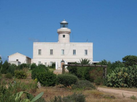 Cyberlights Lighthouses - Capo Ferro