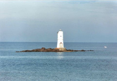 Cyberlights Lighthouses - Scoglio Mangiabarche