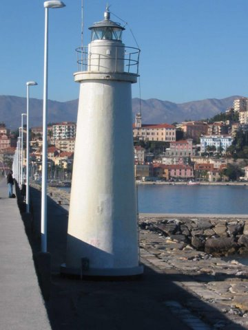 Cyberlights Lighthouses - Porto Maurizio
