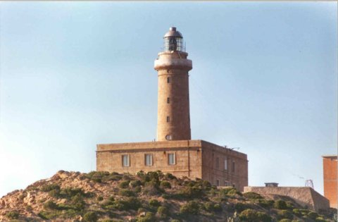 Cyberlights Lighthouses - Capo Sandalo