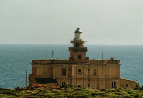 Cyberlights Lighthouses - Capo San Marco