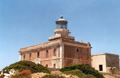 Cyberlights Lighthouses - Capo Spartivento