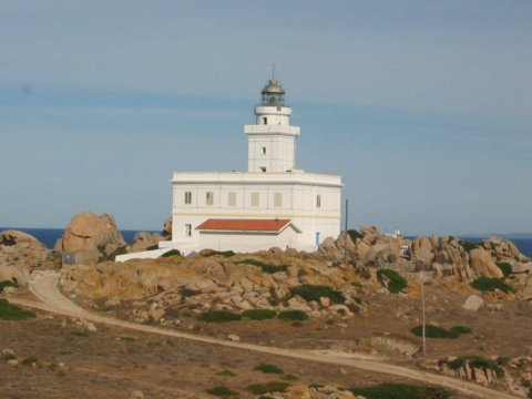 Cyberlights Lighthouses - Capo Testa