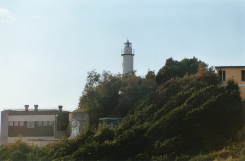 Cyberlights Lighthouses - Punta Vagno