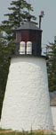 Cyberlights Lighthouses - Burnt Island Light