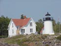 Cyberlights Lighthouses - Curtis Island Light