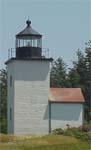 Cyberlights Lighthouses - Deer Island Thorofare Light