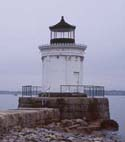 Cyberlights Lighthouses - Portland Breakwater Light