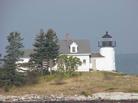 Cyberlights Lighthouses - Pumpkin Island Lighthouse