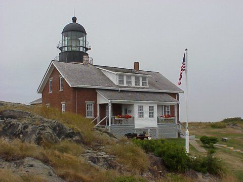 Cyberlights Lighthouses - Seguin Island Lighthouse