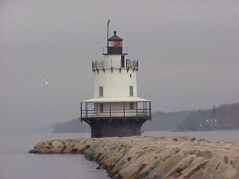 Cyberlights Lighthouses - Spring Point Ledge Lighthouse