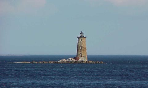Cyberlights Lighthouses - Whaleback Lighthouse