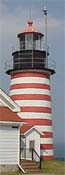 Cyberlights Lighthouses - West Quoddy Light