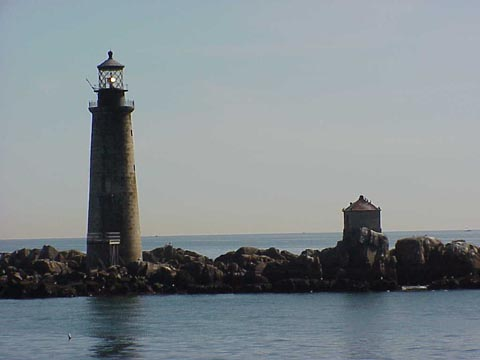 Cyberlights Lighthouses - Graves Lighthouse