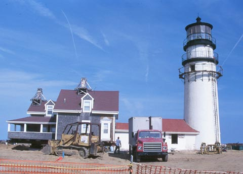 Cyberlights Lighthouses - Highland Lighthouse
