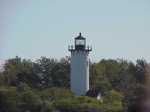 Cyberlights Lighthouses - Long Island Head Lighthouse