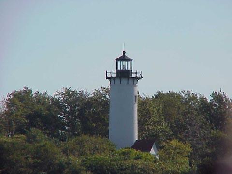 Cyberlights Lighthouses - Long Island Head Lighthouse