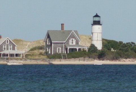 Cyberlights Lighthouses - Sandy Neck Lighthouse