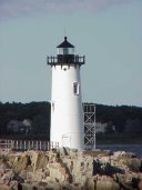 Cyberlights Lighthouses - Portsmouth Harbor Light
