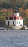 Cyberlights Lighthouses - Esopus Meadows Light