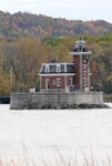 Cyberlights Lighthouses - Hudson-Athens Light