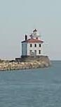 Cyberlights Lighthouses - Fairport Breakwater