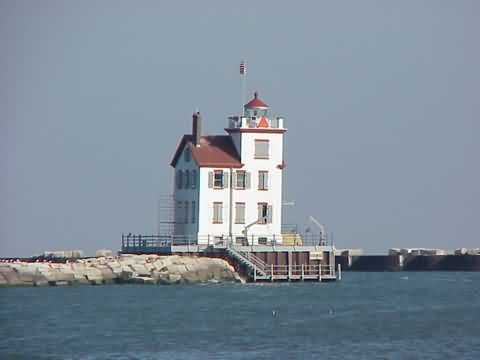Cyberlights Lighthouses - Lorain Lighthouse