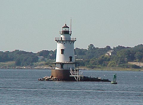 Cyberlights Lighthouses - Conimicut Shoal Lighthouse