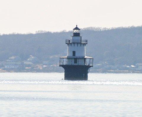Cyberlights Lighthouses - Hog Island Shoal Lighthouse