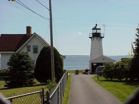 Cyberlights Lighthouses - Warwick Lighthouse