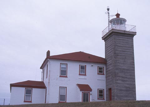 Cyberlights Lighthouses - Watch Hill Lighthouse